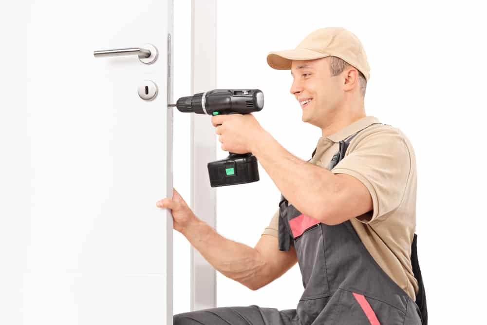 Deadbolts Installation Services