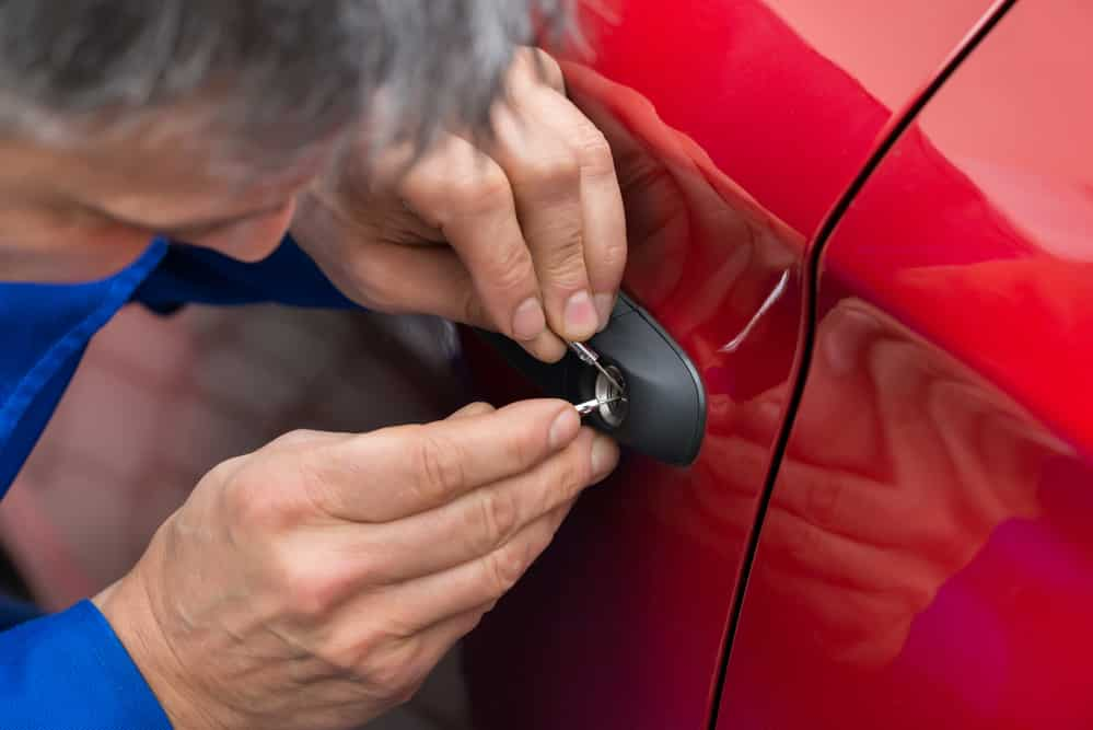 Car Door Lock Repair Service Las Vegas